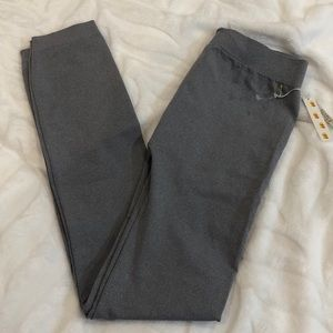 Never worn grey Poof leggings